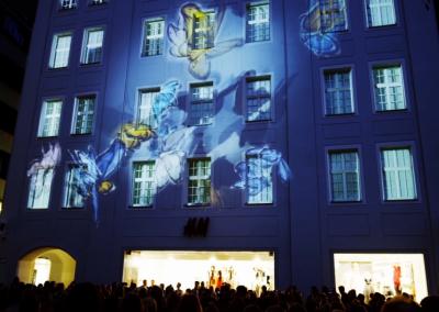 H&M Flagstore Eröffnung